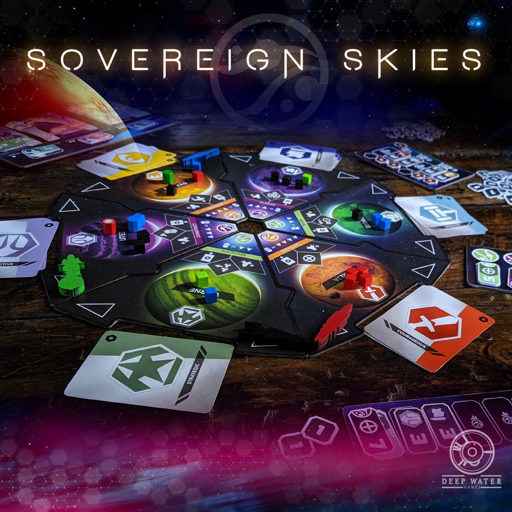 Sovereign Skies - Deluxe