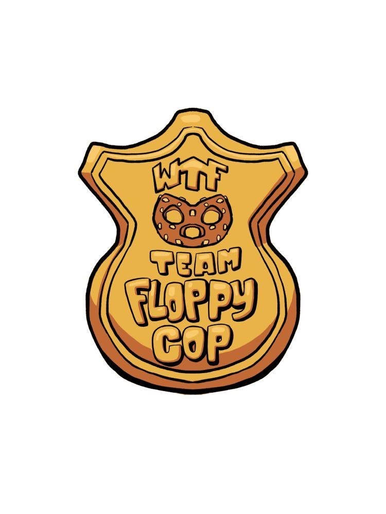 Floppy Cop 2: Body Issues #1