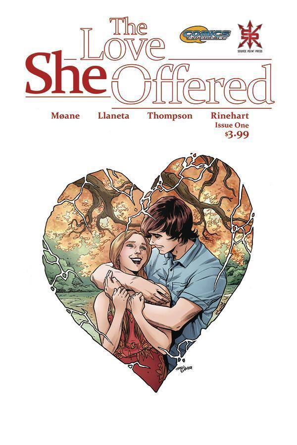 The Love She Offered #1- Retailer