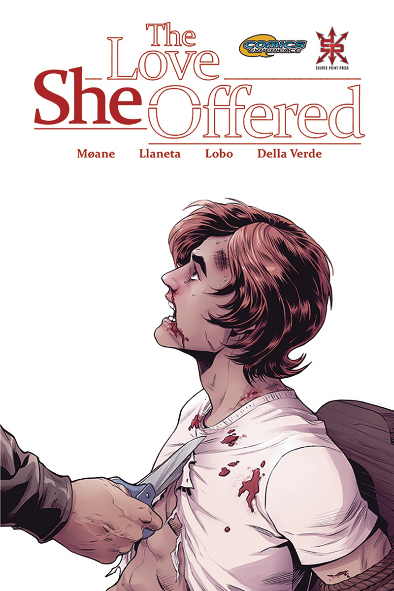 The Love She Offered TPB- Retailer