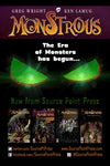 Monstrous Volume 1: Tales of Valor and Villainy