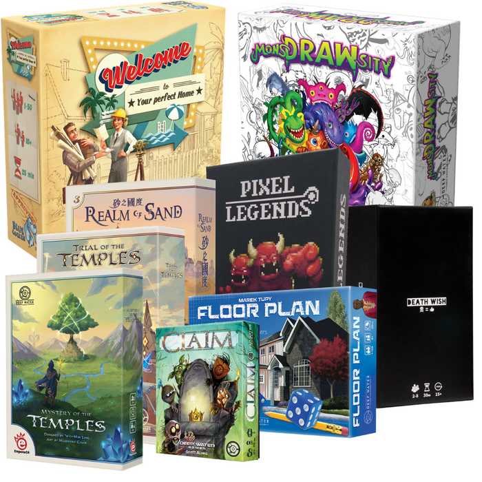 Deep Water Games Moving Bundle