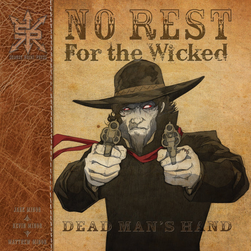 No Rest for the Wicked: Dead Man's Hand- Retailer
