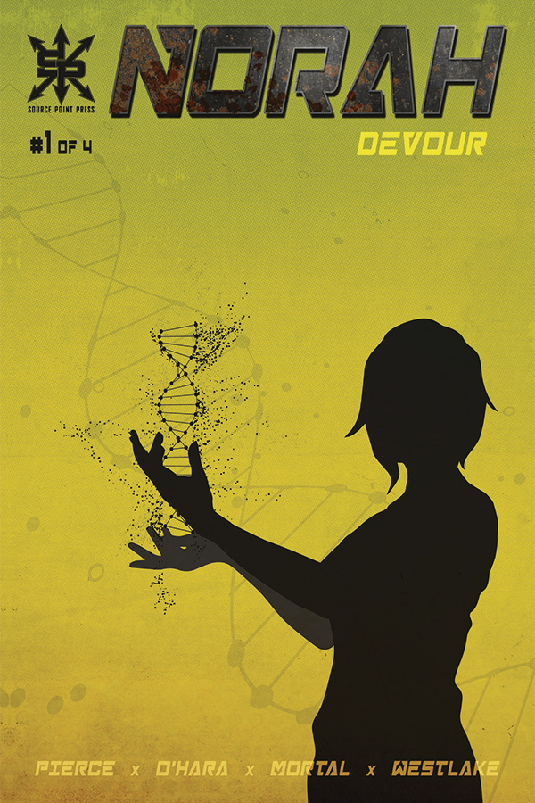 Norah, Vol. 2: Devour #1