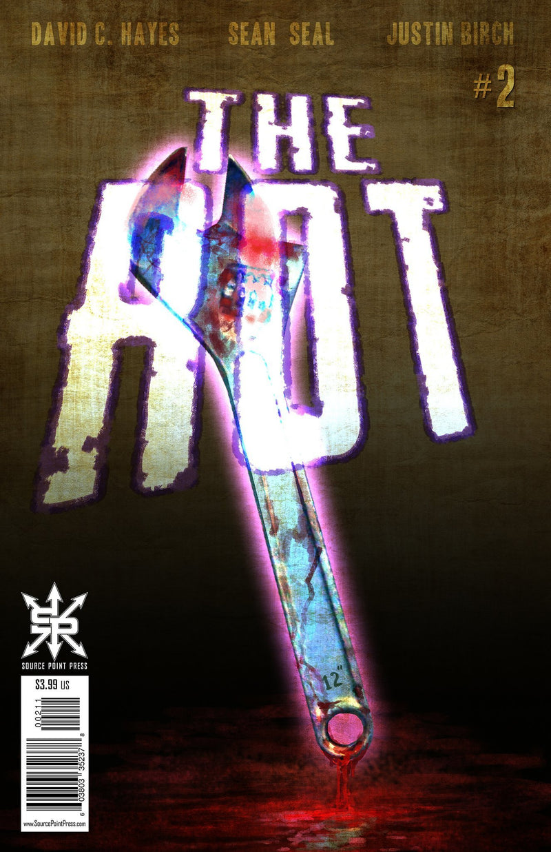 The Rot #2- Retailer