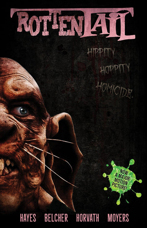 Rottentail Graphic Novel and Movie Easter Bundle
