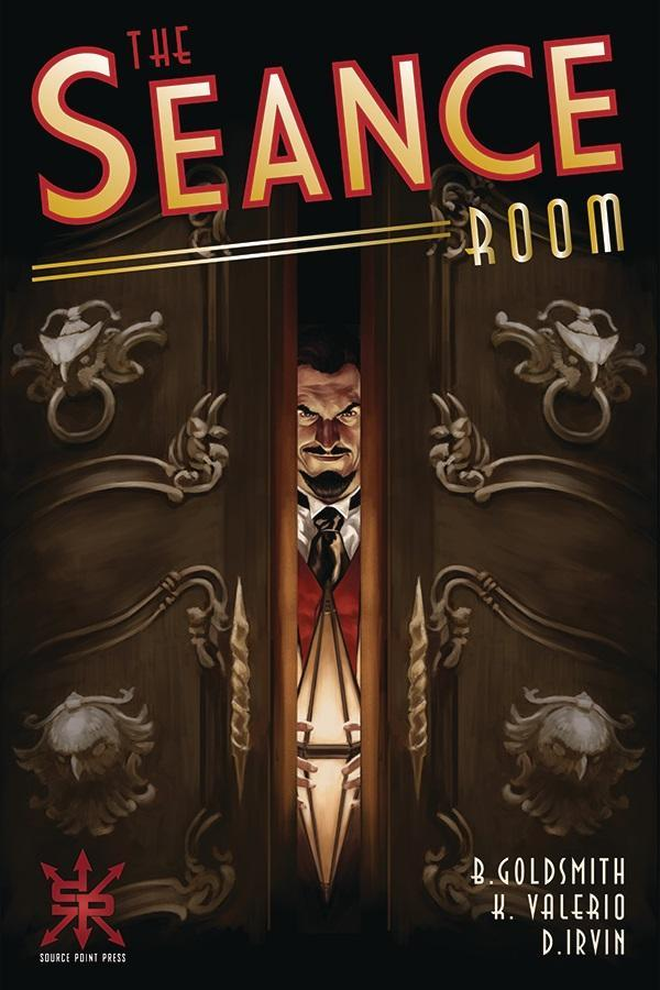 The Seance Room Vol. 1- Retailer