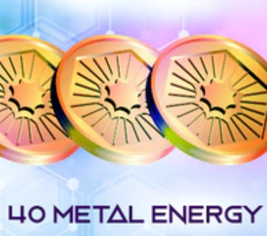 Sovereign Skies Metal Energy Coins
