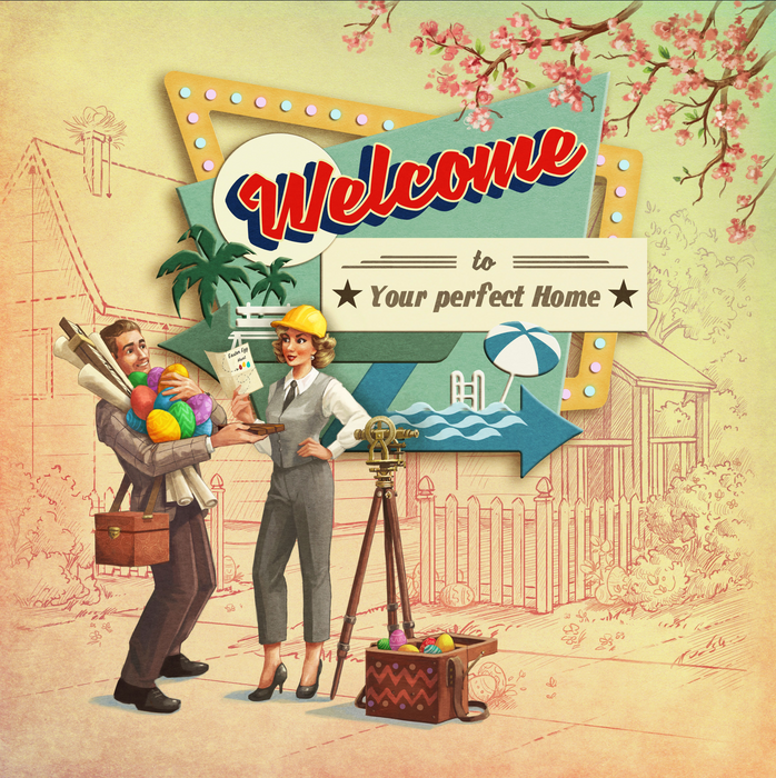Welcome To...Spring - Pre-order