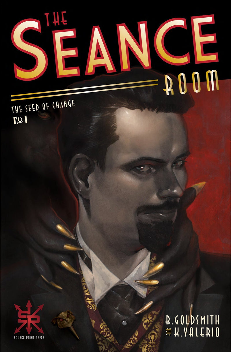 The Seance Room #1: The Seed of Change- Retailer