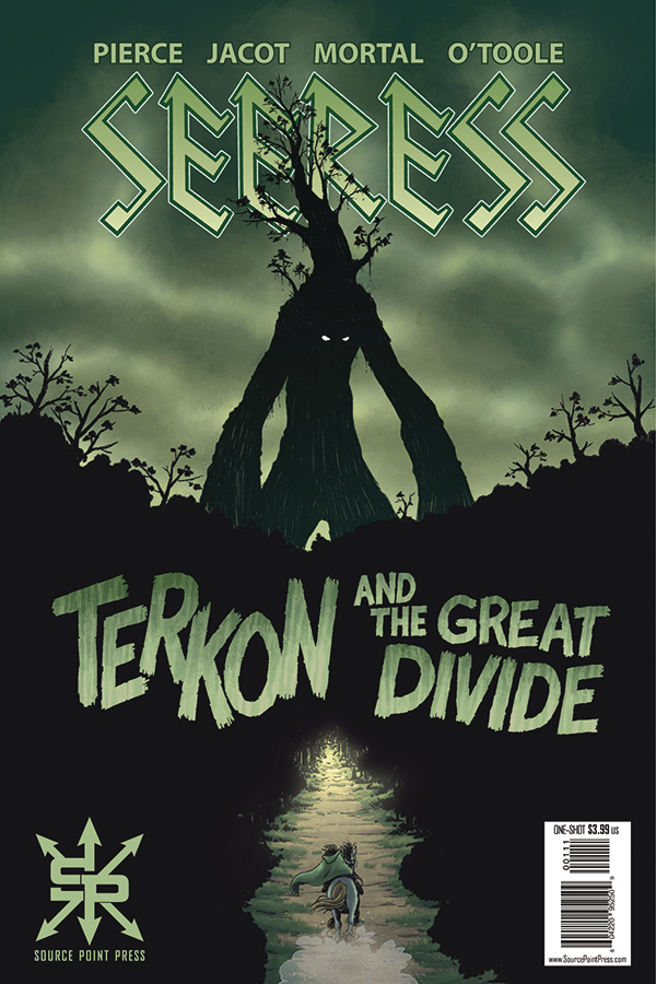 Seeress: Terkon and the Great Divide- Retailer