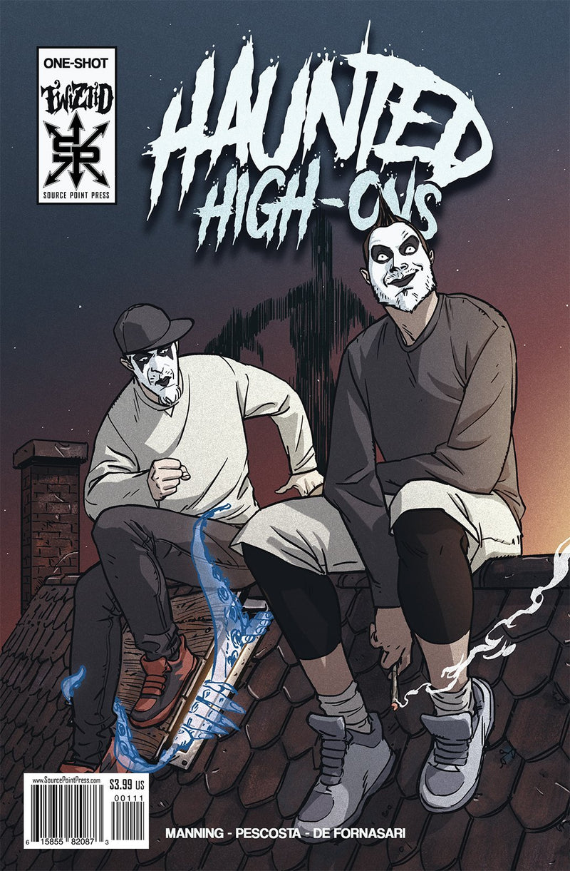 Twiztid: Haunted High-Ons
