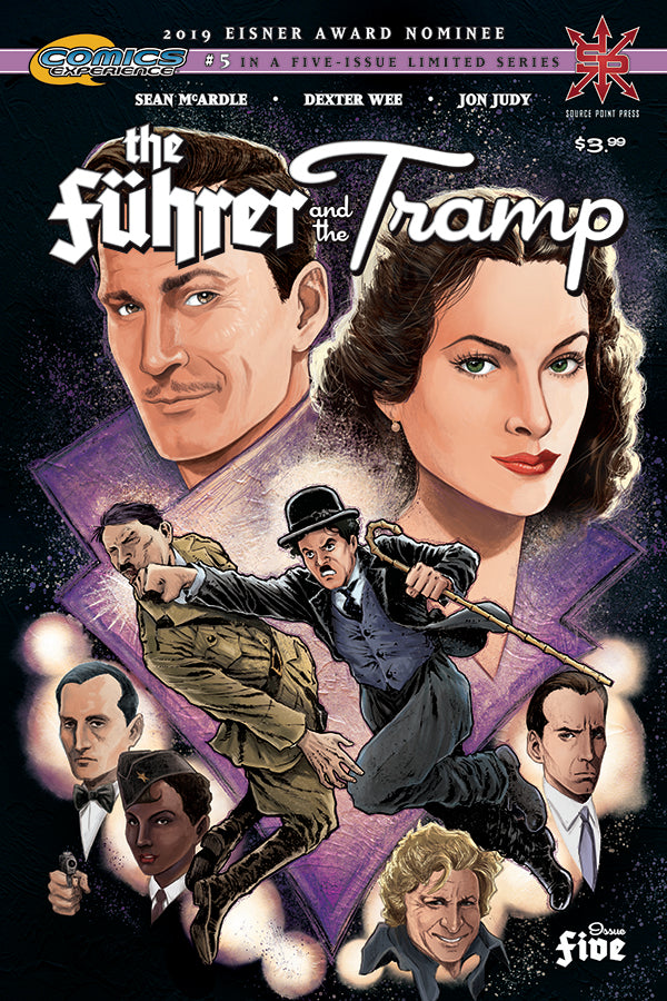 The Fuhrer and the Tramp #5