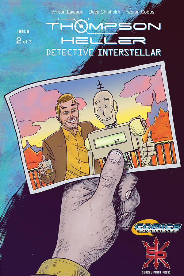 Thompson Heller: Detective Interstellar #2