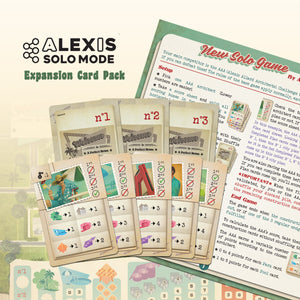 Pre-Order Alexis Solo Mode for Welcome To...