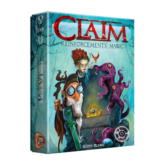 Claim Reinforcements: Magic - Pre-order