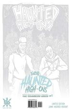 Twiztid Haunted High-Ons: The Darkness Rises #1 JAMIE MADROX LIMITED EDITION VARIANT
