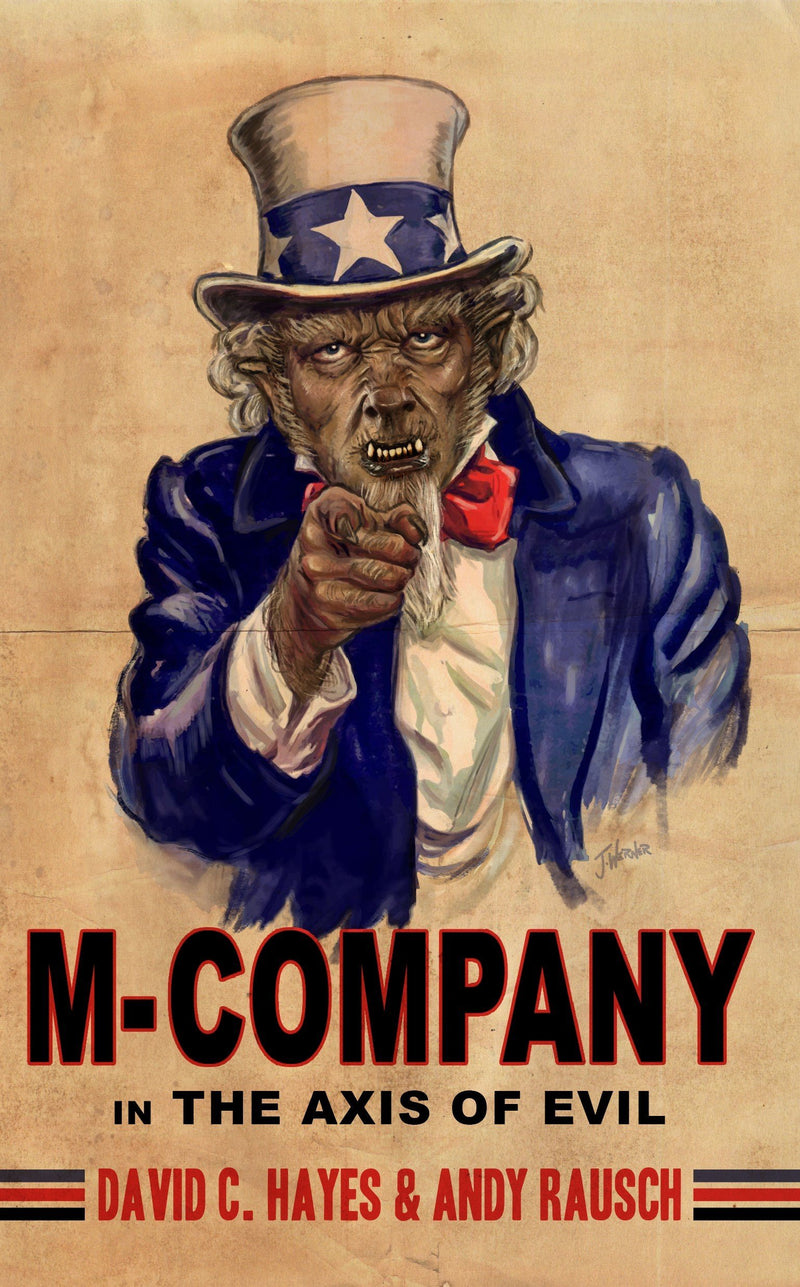 M-Company in The Axis of Evil