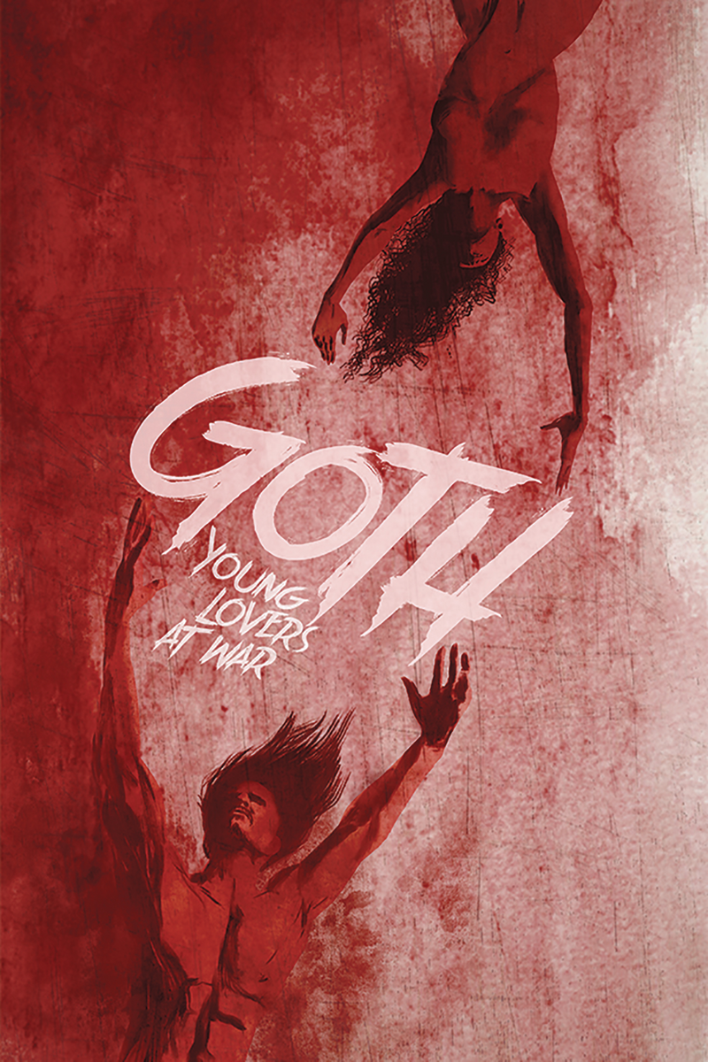 GOTH: Young Lovers at War One Shot- Retailer