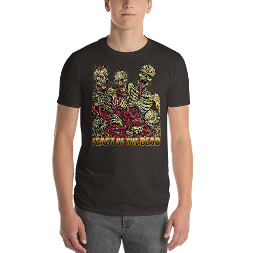Feast of the Dead Short sleeve t-shirt