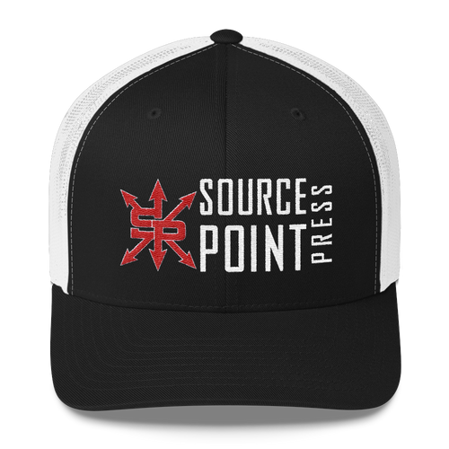 Source Point Press Retro Trucker Cap