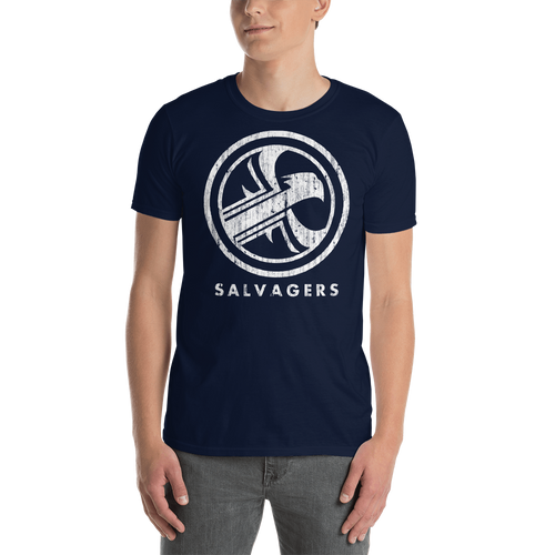 Salvagers Distressed Logo T-Shirt
