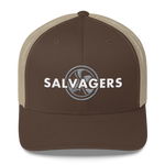 Salvagers Retro Trucker Cap