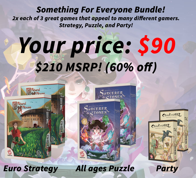 Something For Everyone Bundle