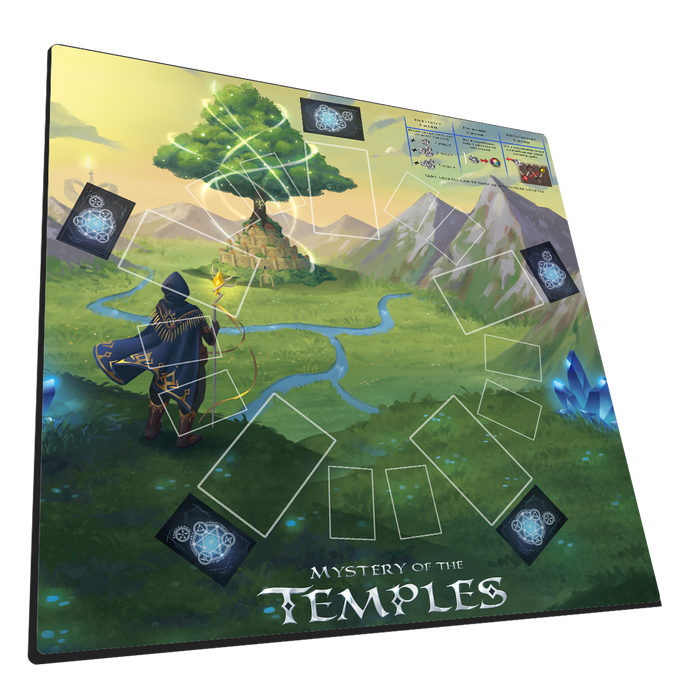 Mystery of the Temples Playmat- Preorder