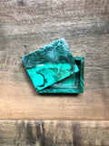 Malachite Treasure Box -One of a Kind