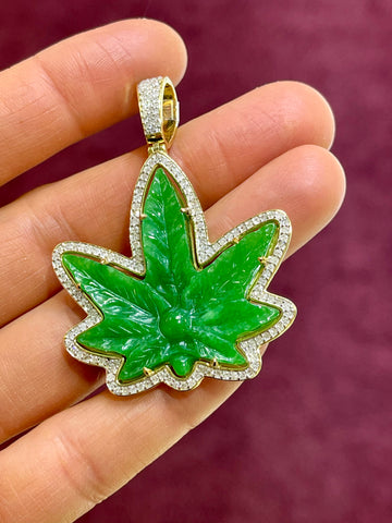 Green Goddess Pendant