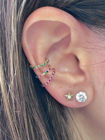Sweet Star Stud Earring