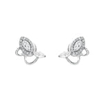 IVY EARRINGS -DIAMOND