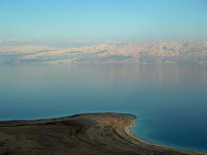 Day Six: feeling free floating on the Dead Sea