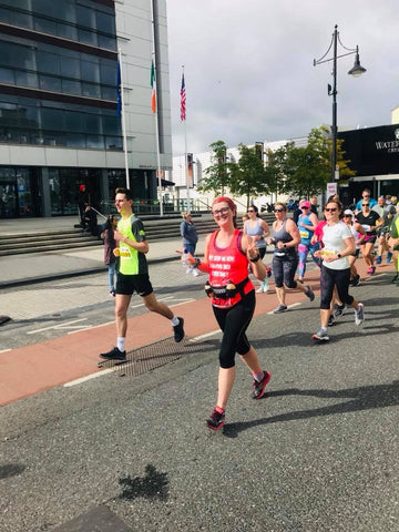 running waterford marathon