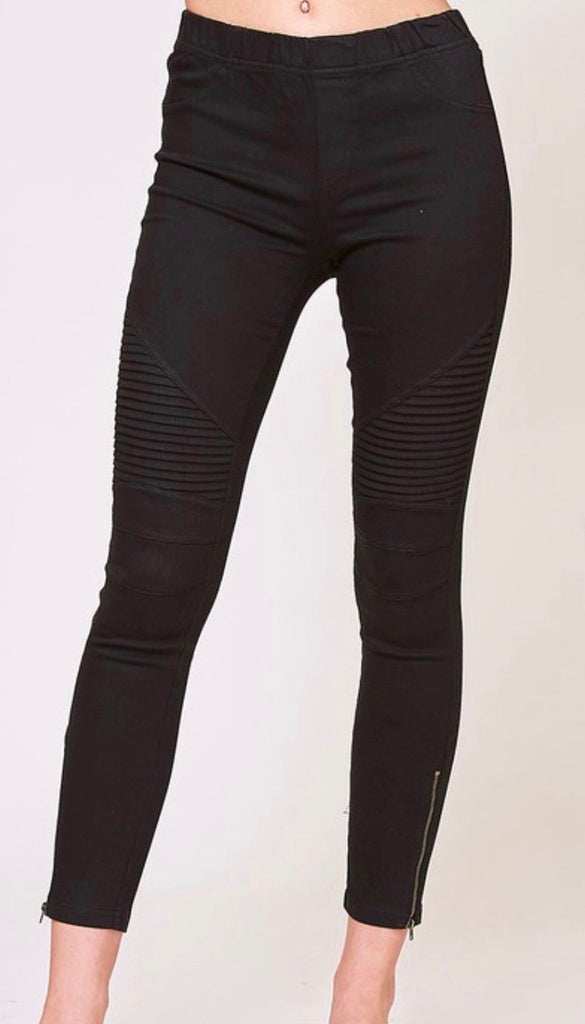 Biker Chic Leggings