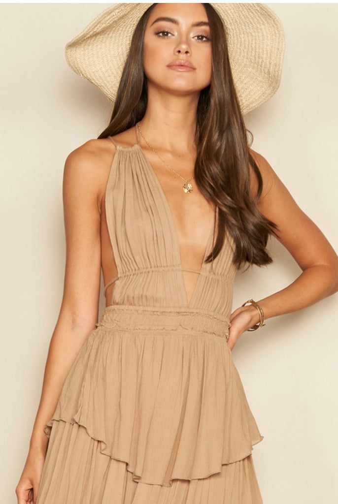 Tahiti Sand Dress