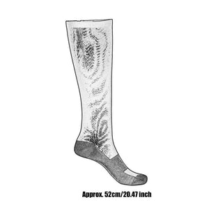 Breathable Compression Socks To Boost Stamina, Circulation & Recovery