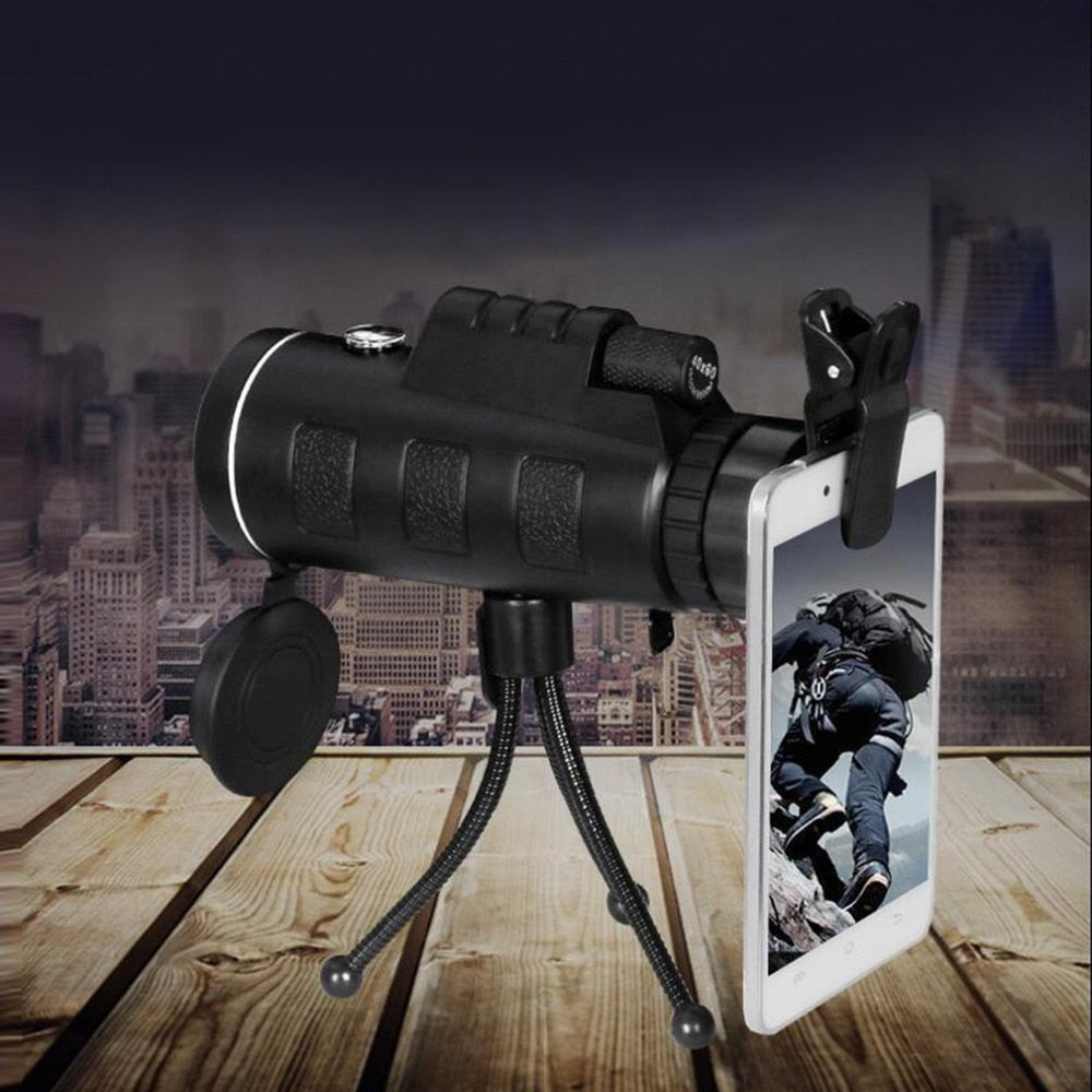 Monocular Telescope HD Night Vision