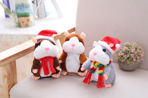 Repeated Talking Hamster Toy For Kids