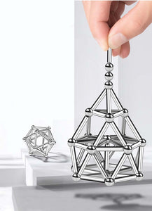 Magnetic Sculpture Toy Set