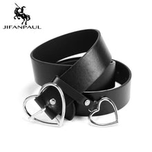 Ladies luxury belts