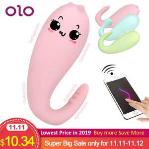 APP CONTROLLED VIBRATOR