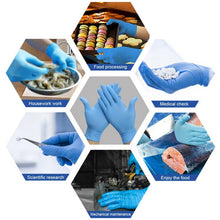 100 pcs Nitrile Gloves