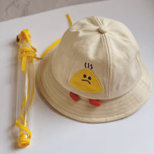 Kids Anti-spitting Protective Cap