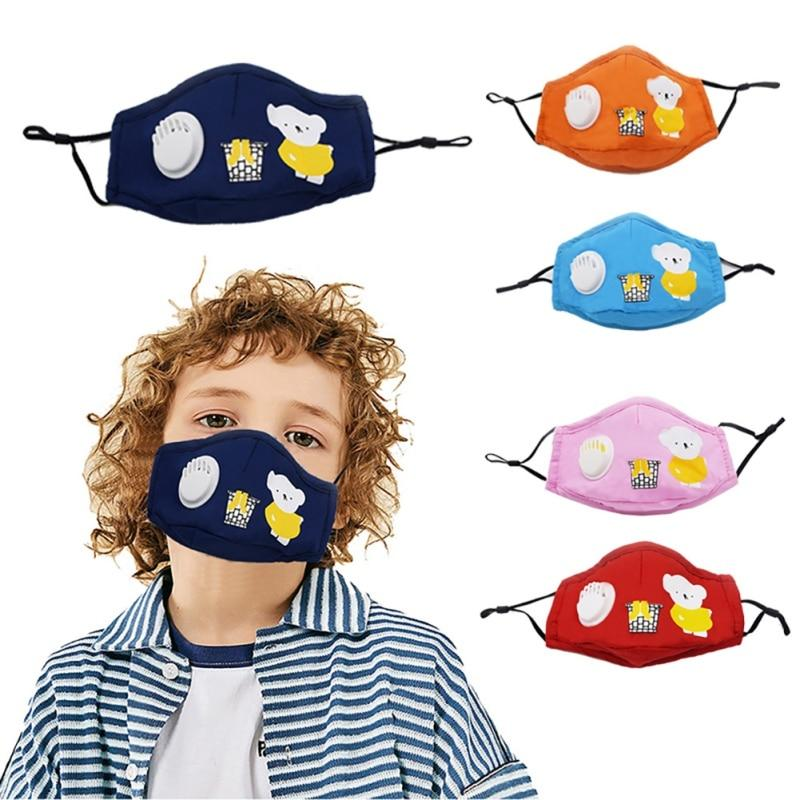 Children's Activated Carbon Filter Masks