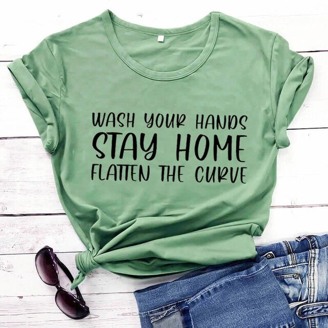 Wash Your Hands T- Shirt