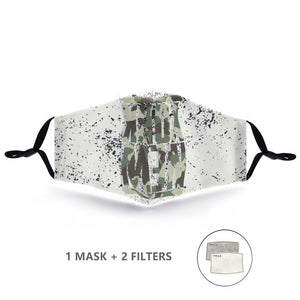 Filter Mask With Activated Carbon