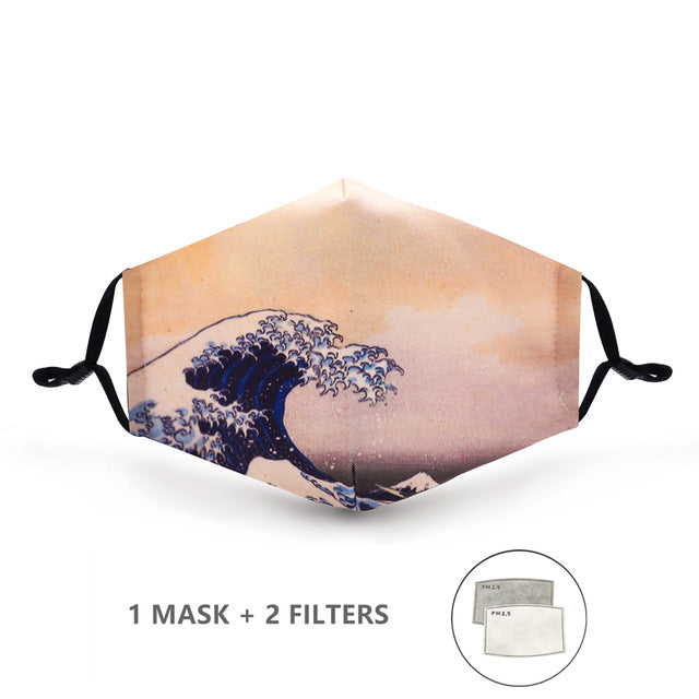Masks With Activated Carbon