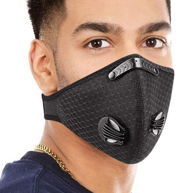 Activated Carbon Mask